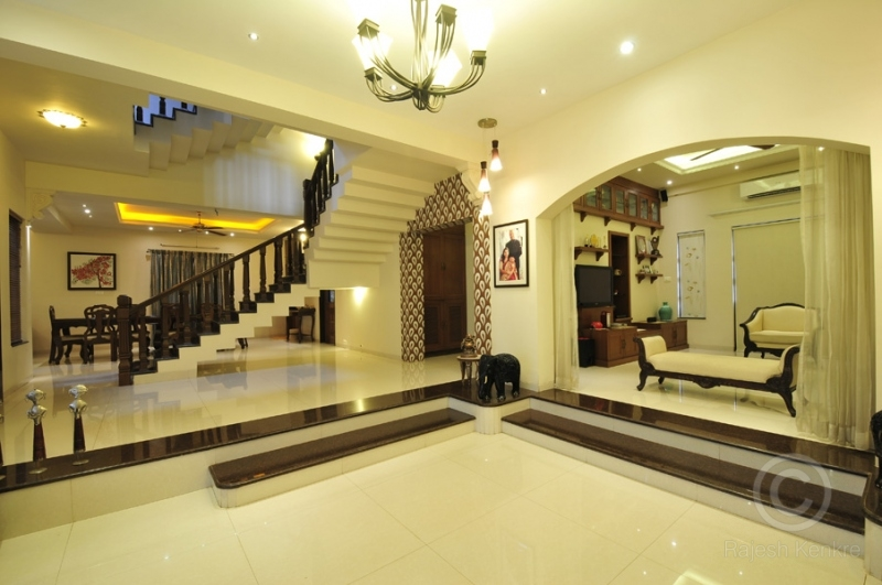 Dhond house interior designers goa architects goa for House interior design hall